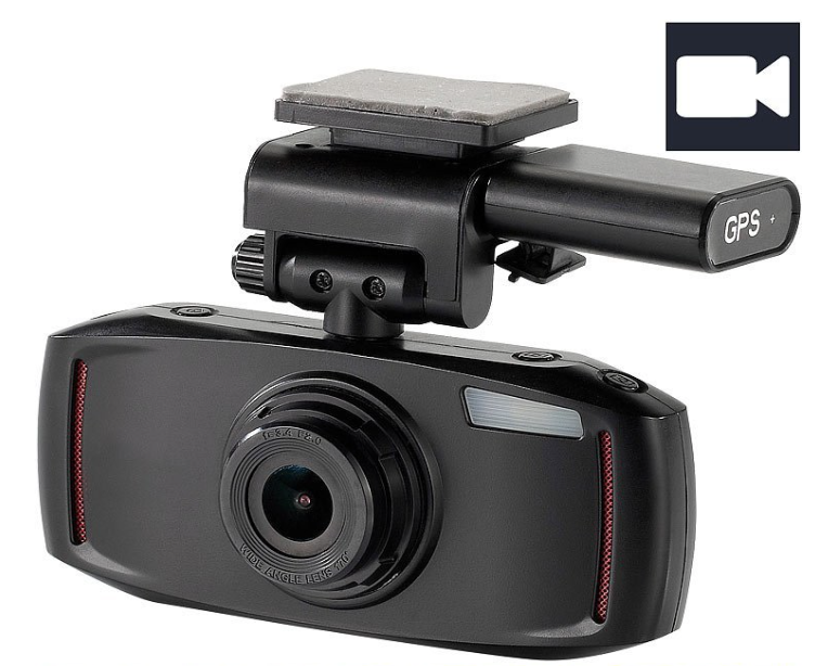 Super-HD-Dashcam MDV-3300