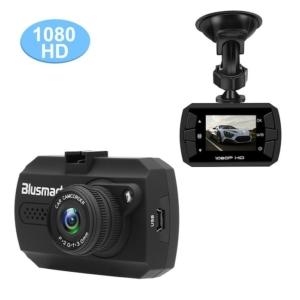 CYUK FullHD 1080p DashCam mit G-Sensor, Loop-Aufnahme