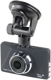 NavGear Full-HD-Dashcam MDV-2900