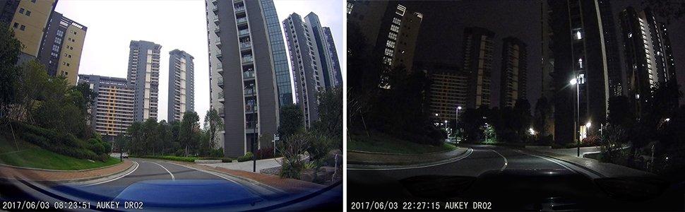 AUKEY 1080P Dashcam